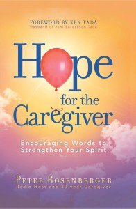 A book for the journey of caregiving