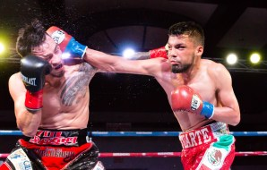 Thompson Boxing Ituarte vs Ramirez