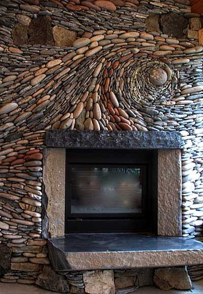 Build A Fireplace Ideas For Building A Fireplace That Really Rocks!