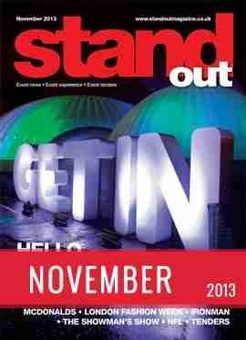Stand Out November 2013