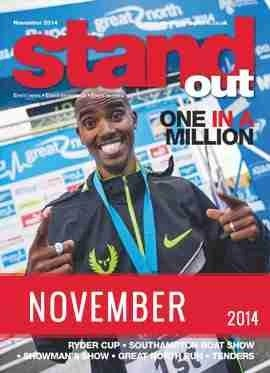 Stand Out November 2014