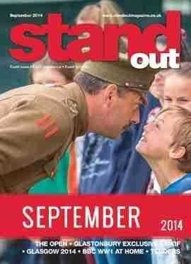 Stand Out September 2014