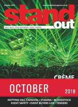 Stand Out October 2018
