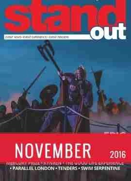 Stand Out November 2016