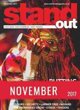Stand Out November 2017