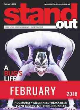 Stand Out February 2018