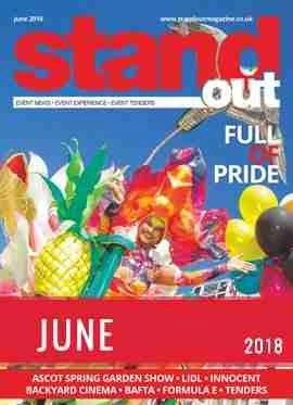 Stand Out June 2018