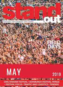 Stand Out May 2019