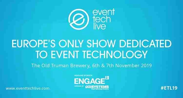 Event Tech Live reveals dedicated content and show highlights