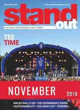 Stand Out November 2019