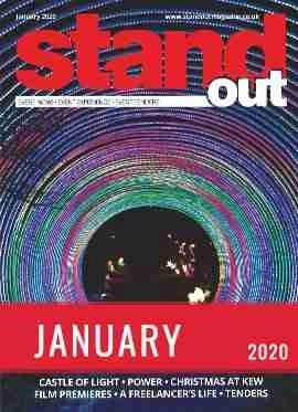 Stand Out January 2020