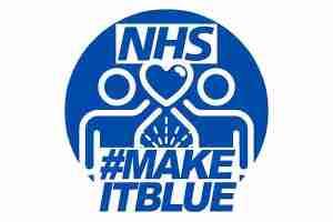 #MakeItBlue
