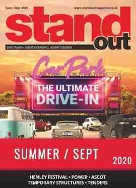 Stand Out Summer / September Issue