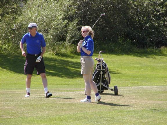 2001 St. Andrew's Golf Tournament 10