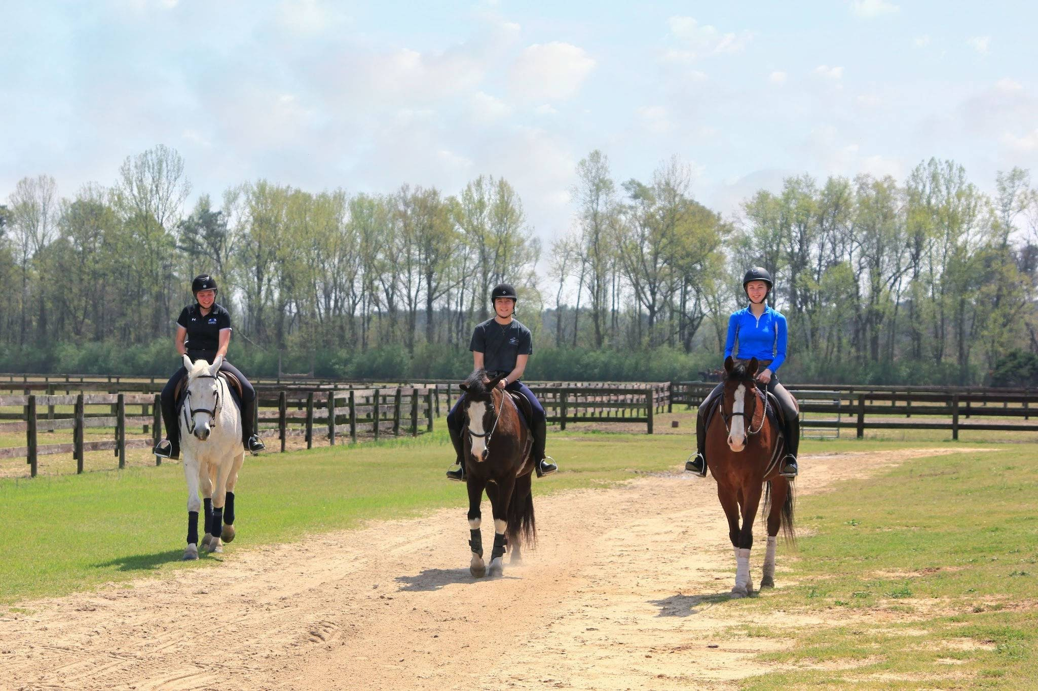 St. Andrews Equestrian Education Is One of the Most Celebrated in the Country