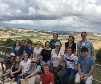 William and Mary at Certeveri Italy 2016