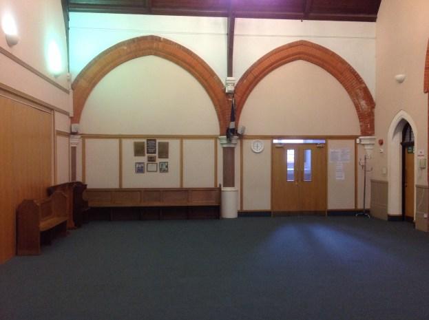 St. Aidan's Hall