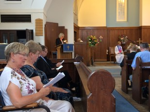 Statement of the Nature, Faith and Order of the URC: Anne Byfield