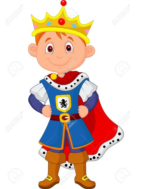 small resolution of cartoon clipart prince 1