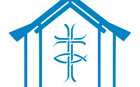 St Andrews Monkseaton blue logo