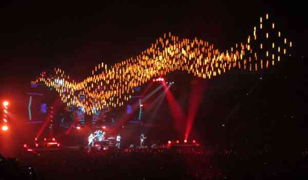 Red Hot Chili Peppers: Still on Fire