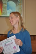 2013 Sunday School Teacher Certificates