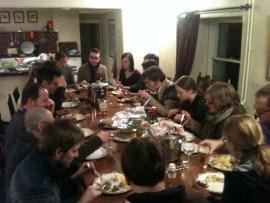 The GRAINES Haggis Feast
