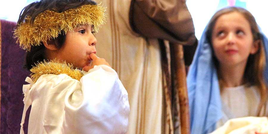 Festival Family Holy Eucharist