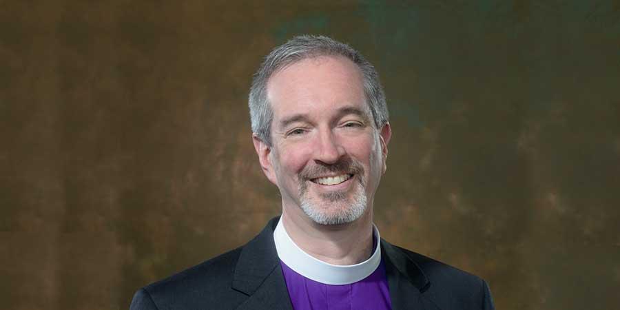 Bishop Alan Gates