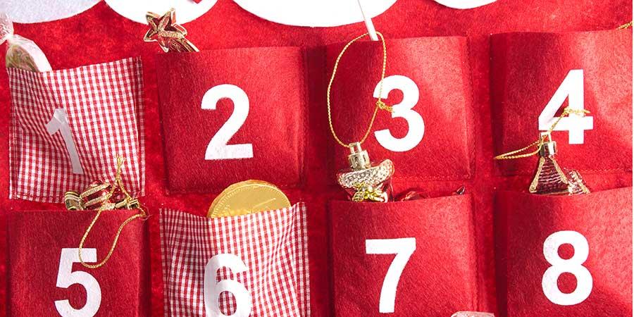 Making Advent Calendars