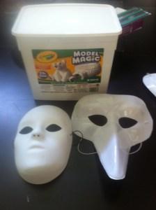 masks, mask making, molds, mold making, mask molds, LARP, live action roleplaying, crafts, crafting, hobby