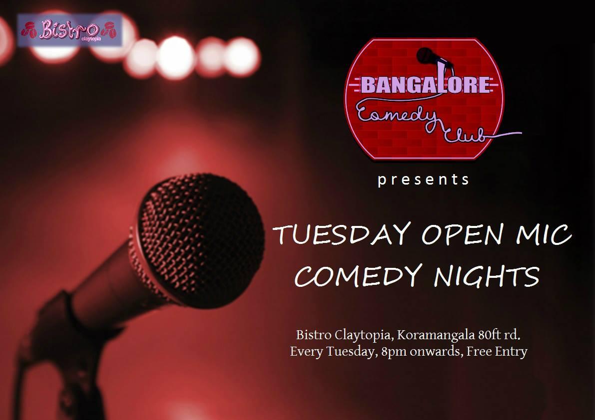 Canvas Laugh Club Delhi