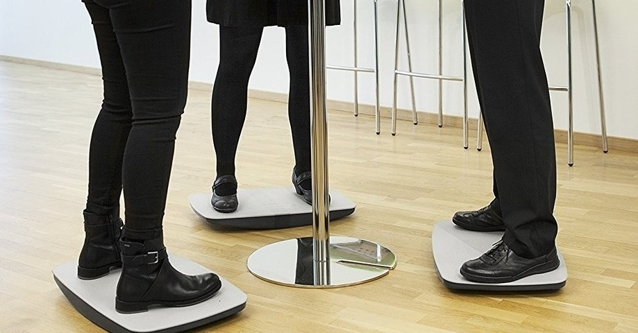 Healthy Benefits Using Standing Desk Balance Board