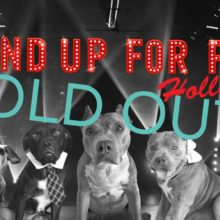 HOLLYWOOD Stand Up For Pits is SOLD OUT!!!!