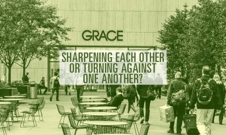 Sharpening Each Other Or Turning Against One Another?