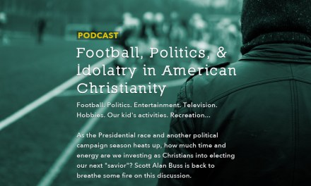 Football, Politics, and Idolatry in American Christianity