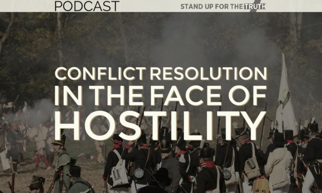 Conflict Resolution in the Face of Hostility