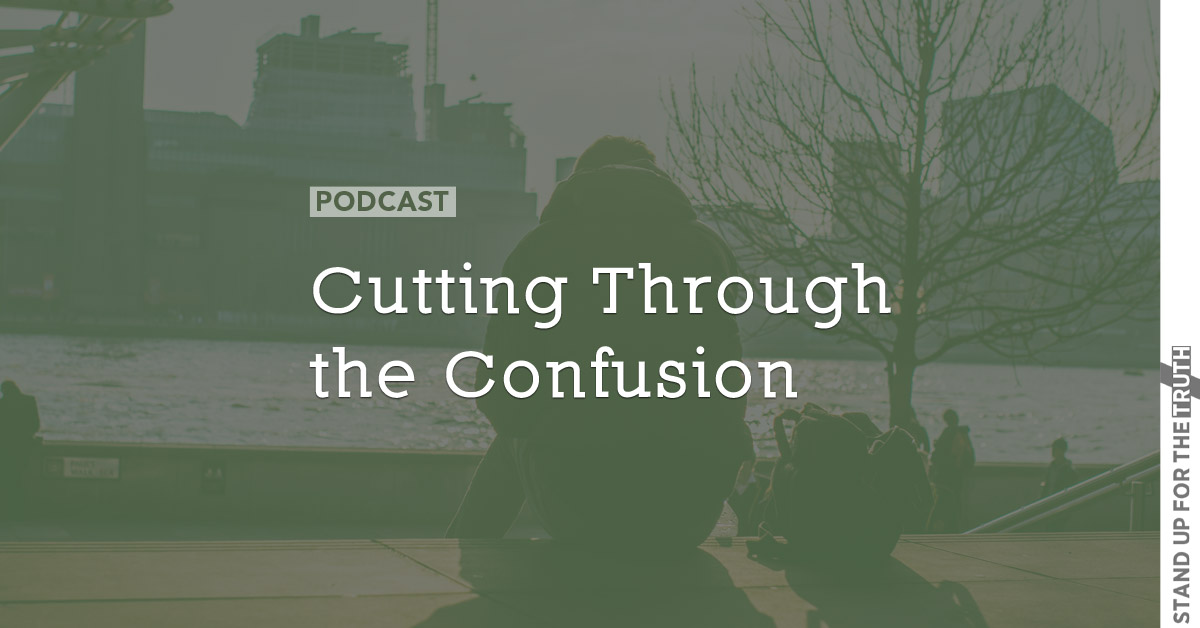 Cutting Through the Confusion