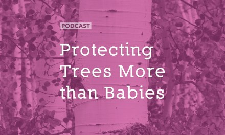 Protecting Trees More than Babies