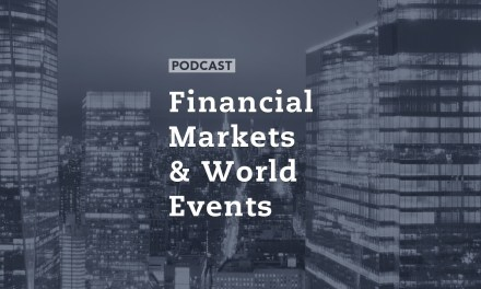 Financial Markets and World Events