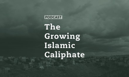 The Growing Islamic Caliphate
