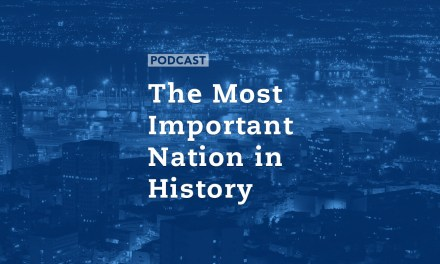 The Most Important Nation in History