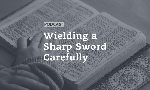 Wielding a Sharp Sword Carefully