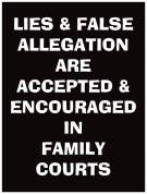 Judges merely redirect the dysfunction of one parent as a means to achieve an equitable settlement without regard for children. Prospective lawyers to become judges practice under a code of ethics where they are only allowed to have regard their clients and not the children. A prospect practices under these rules of engagement for 20-30m years before a simple letter of appointment to the bench. They can in no way be expected to have regard for children after this indoctrination. The code of ethics for those lawyers practicing family law needs to change before anything gets better for children. Just know the enemy of your children are the lawyers and judges themselves. https://youtu.be/gYwrJHxfWgQ?list=PLED6CE6FEA630E99E