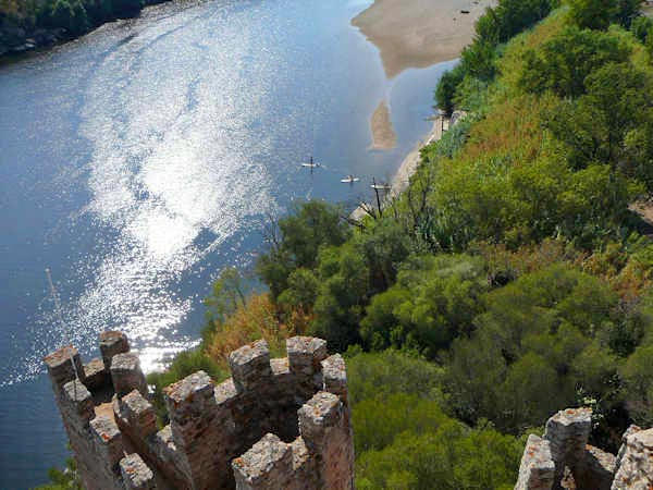 SUPtheWorld-Castelo view-Portugal