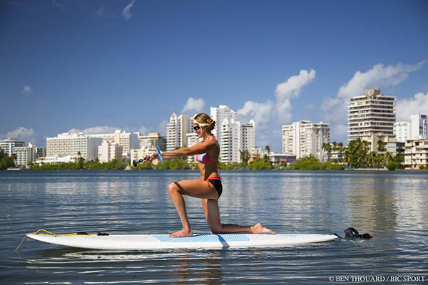 Sup Kneeling Lunge with a Twist 6