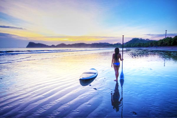 The Woman of Standup Paddling 16