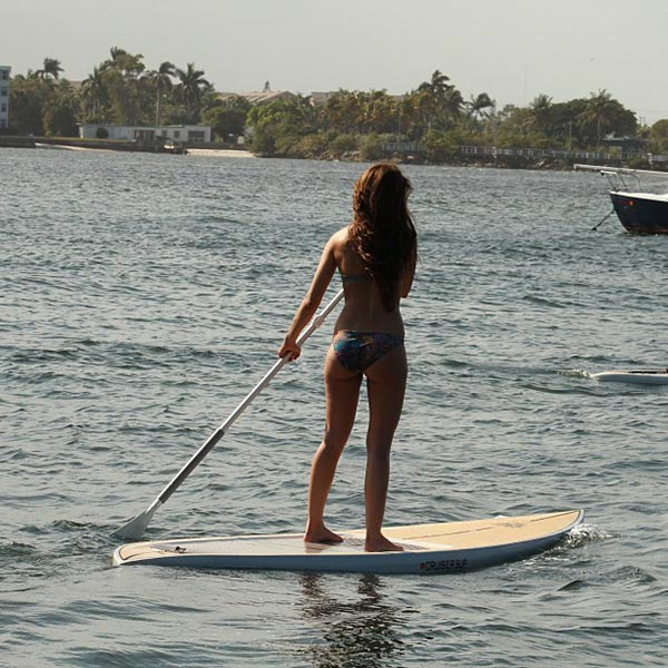 The Woman of Standup Paddling 37