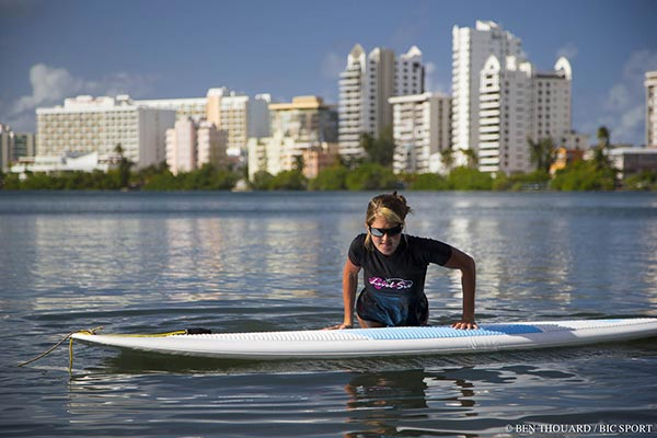 Sup Yoga Up and Overs 2