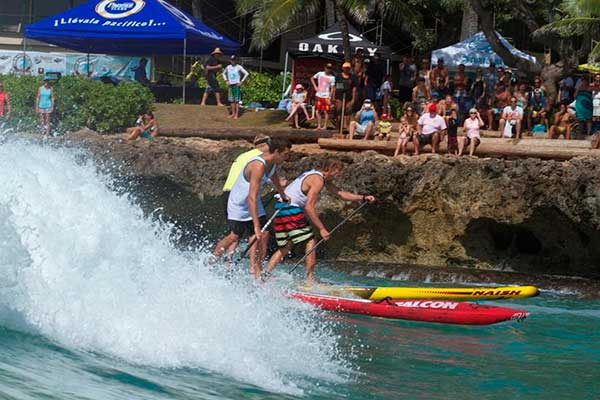 Stand Up World Series Finals at Turtle Bay